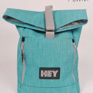 Cooler Rucksack für Kinder Schnittmuster AnNäh